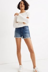 Madewell High Rise Shorts Sz 27